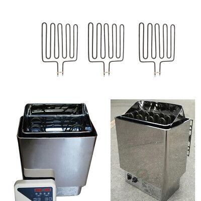 3Pcs Warming Element for Sauna Heater SPA Sauna Stove Unit Compatible with SCA