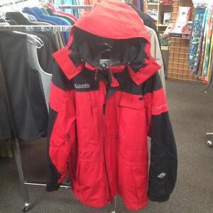 Men's Columbia Winter Jacket w zip-in fleece (sku: Z10188)