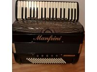 Manfrini 37/96 Gold with Hand Made Reeds
