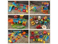 Large Toot Toot Bundle - excellent condition