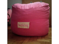 Luxury Bean Bag __Buddabag__ with two covers - Top Condition