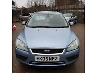 2005 FORD FOCUS 1.6 GHIA ..PETROL.ONLY £950 ONO