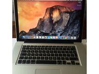 Macbook Pro 15 inch late 2011. 2.2ghz. Intel Core i7 8gb Ram.