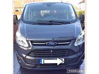 Ford Tourneo Custom 300 Trend 9 seater Minibus - No VAT