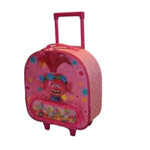 Heys America Unisex DreamWorks Trolls Kids Softside Luggage