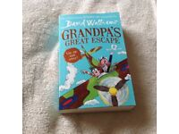David walliams, grandpas great escape