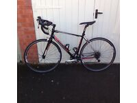 """GIANT DEFY 2"" WITH CARBON FORKS 20-SPEED TIAGRA GEARS/BIKE/BICYCLE/ROAD BIKE"