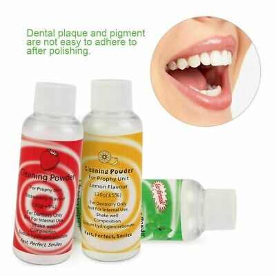 Flavours Dental Cleaning Powder Prophy Mate Air Jet Polisher Cleaning Powder