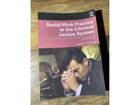 Social Work Book
