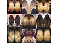 Mobile Hair Extensions▪️Manchester▪️Oldham▪️Saddleworth▪️Lees▪️Chadderton▪️Rochdale▪️ Littleborough