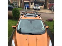 ROOF BARS AND THULE CYCLE RACKS BRAND NEW AND UNUSED