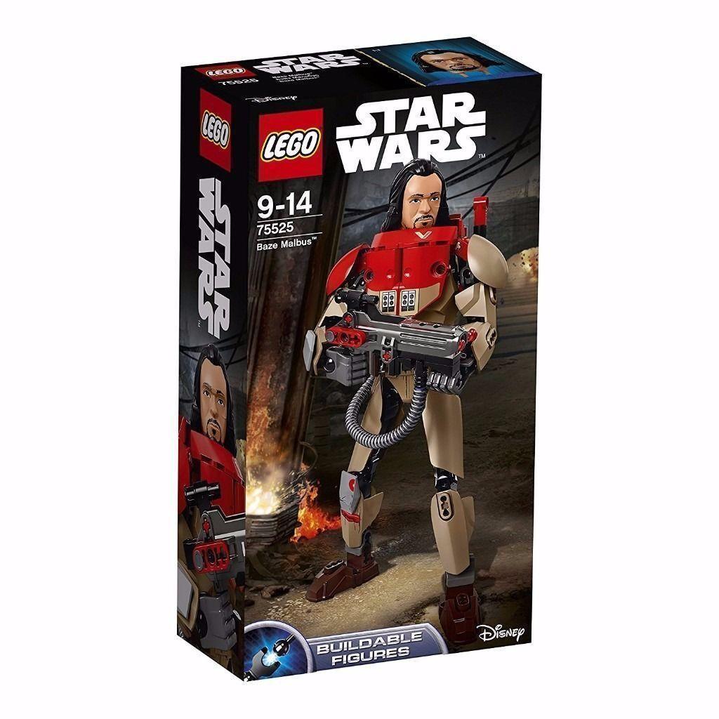 LEGO 75525 Baze Malbus Set : Brand new and unopened