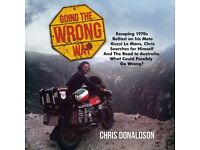 Going the Wrong Way, book