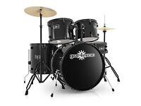 Full Size Starter Drum Kit Brand New & Boxed / Great for beginner