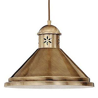 maritime Lampe, Messing Leuchte , Lampe für Boote , maritime Barleuchte , neu