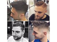 FREE MENS HAIR CUT & STYLES