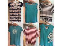 Women's tops bundle Size 12/14 (6 items or £3 each)