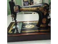 1935 Antique Singer Sewing Machine, £35