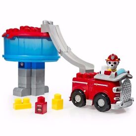 PAW Patrol Ionix Jr. Construct the Lookout Tower