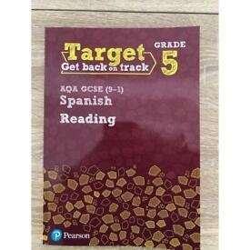 Spanish Foundation tier Reading book