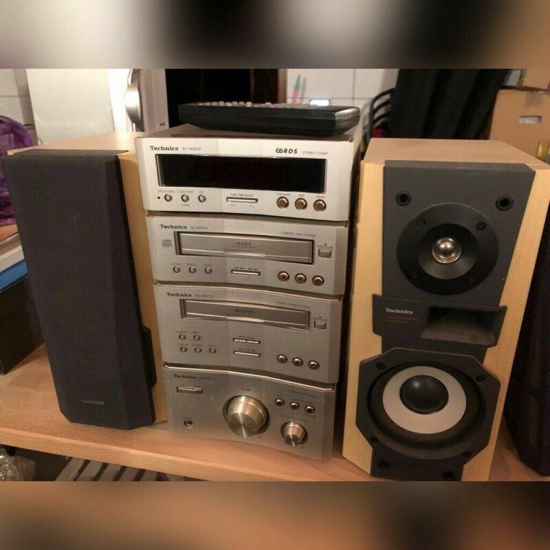 Technics SE-HD510 perfect condition unique occasion