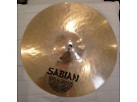 "Sabian HHX Evolution 13"" Hi Hat. Christmas Gift Idea?"