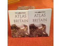 The Times Atlas of Britain