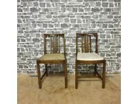 2x Vintage Chairs