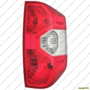 Tail Light Passenger Side High Quality Toyota Tundra 2014-2017