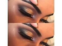 Freelance Bridal, prom, travellers makeup make up artist MUA