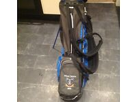 Ping 4 Series Stand Bag VGC with Royal Troon embroidered emblem.