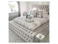 CLEARANCE STOCK king size bed frame