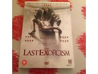 Last exorcism DVD