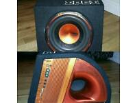 EDGE Subwoofer 750W with built in amp
