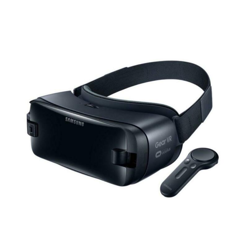 Samsung SM-R325NZVAXAR Gear VR w/Controller