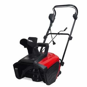 Electric Snow Blower 180 Sidewalk & Driveway ajustable chute 18-Inch 1600 watt - NEW - FREE SHIPPING