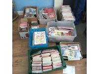 Bulk lot of xmas cards