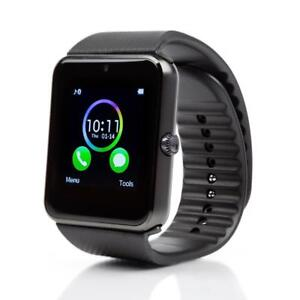Black GT08 Smart Watch BNIB - Shipping Available!