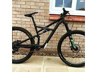 2016 specialized enduro comp full suspension mountain bike