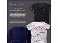 Graphic Design Internship with C-atalyst