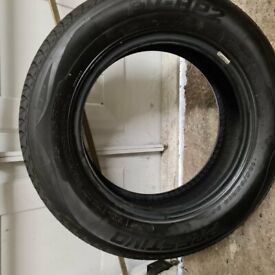 FOR SALE TYRE 185/65/14 NEW WITH 6M IN GOOD CONDITION ONLY £20
