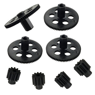 8PCS Upgrade Shaft Gear Spare Parts for Visuo XS809 XS809HW XS809HC RC Drone