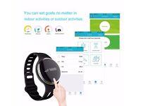 Bluetooth Smart Bracelet Watch Pedometer Wristband Activity Fitness Tracker