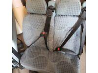 Ford transit seat 2012