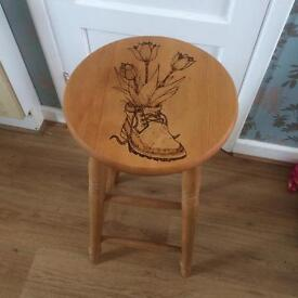 Restored stool