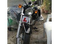 125cc low rider