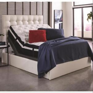 Deluxe Montclair Adjustable Bed Base ( Full, Queen, & King )