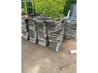 FREE Redland Stonewold roofing tiles 430mm x 340mm x 28mm