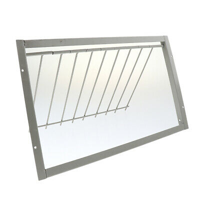 Pigeon Door Wire Bars Frame Entrance Trapping Doors Loft Birds Supplies M