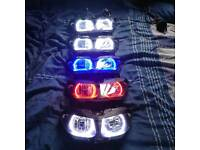 Gilera Runner new shape angel eye headlights VX ST